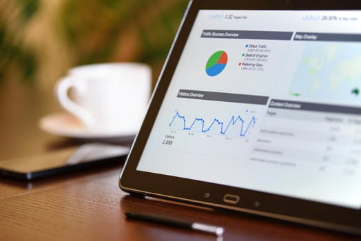 Marketing Report on Screen
