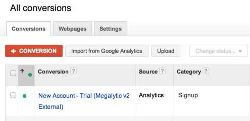 Determine Adwords Conversion Tracking Method