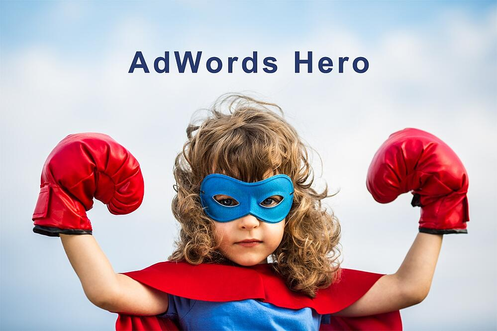image of an adwords hero