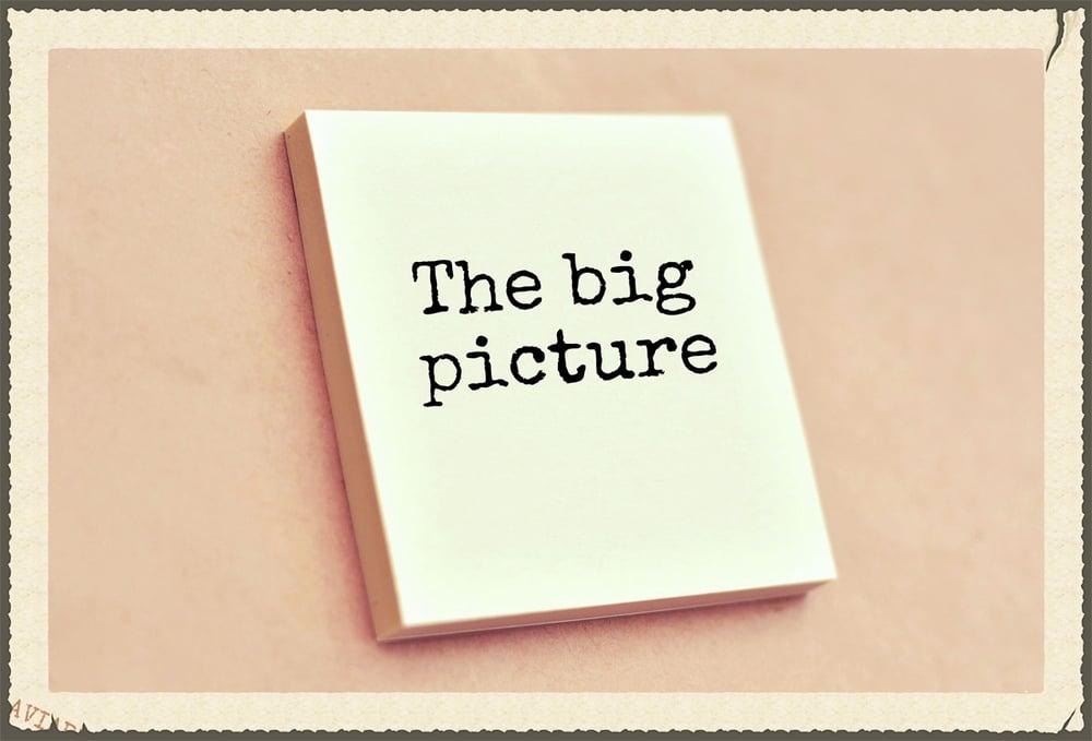 big picture postit