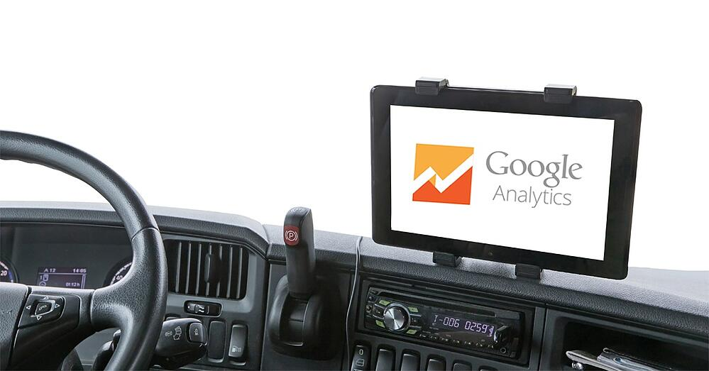 Driving with Google Analytics