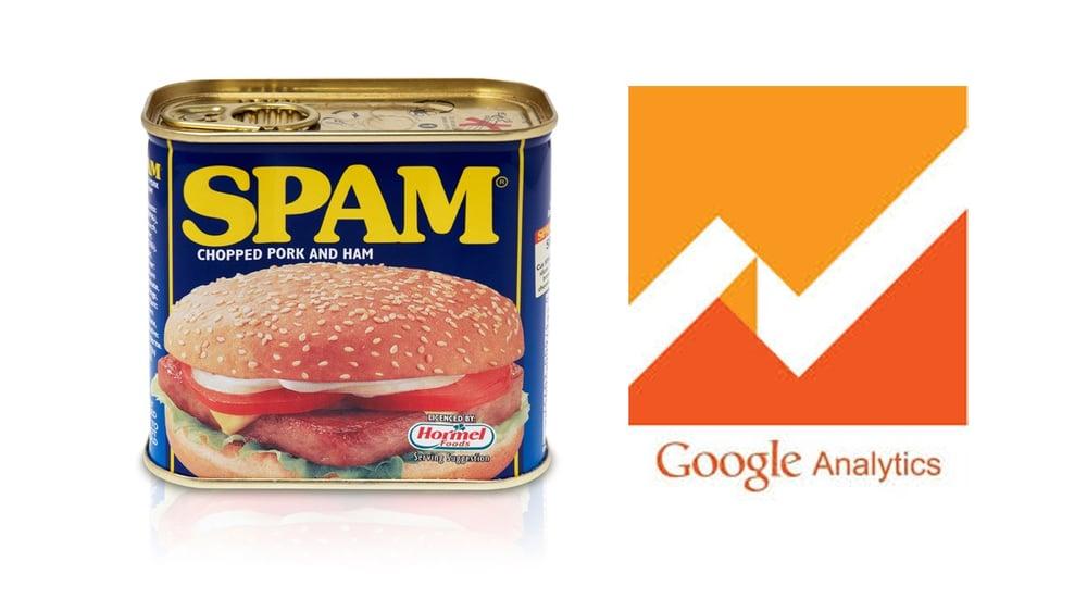 Google Analytics Spam