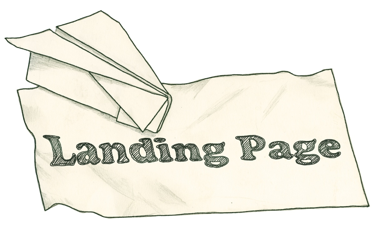 Blog Image Landing Page