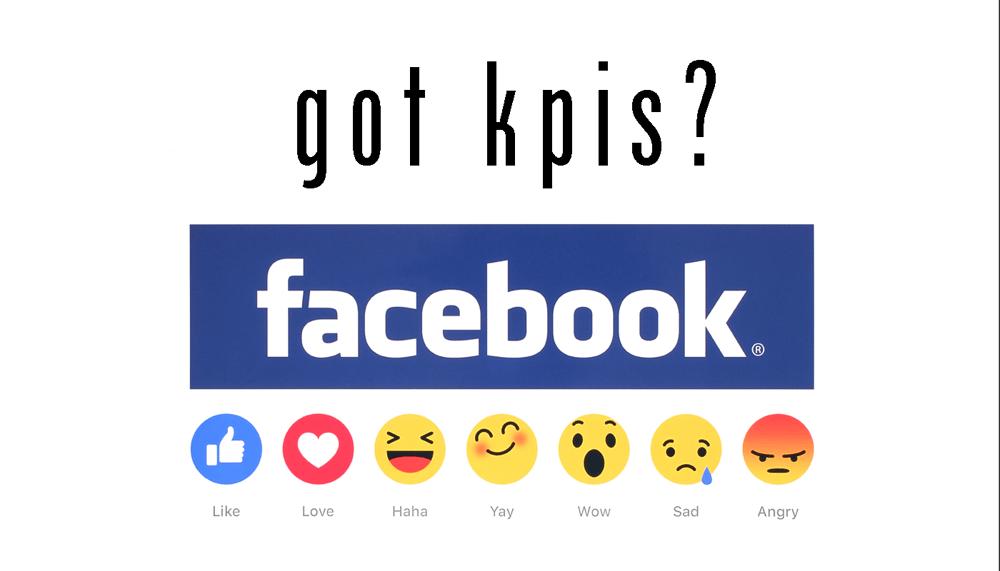 Got Facebook KPIs?