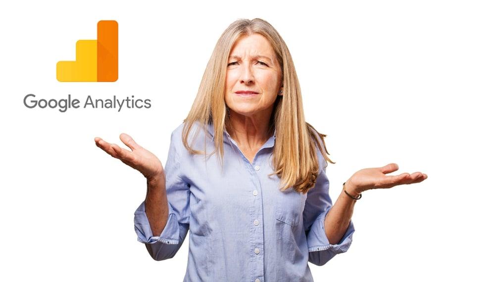 Google Analytics Data is Missing
