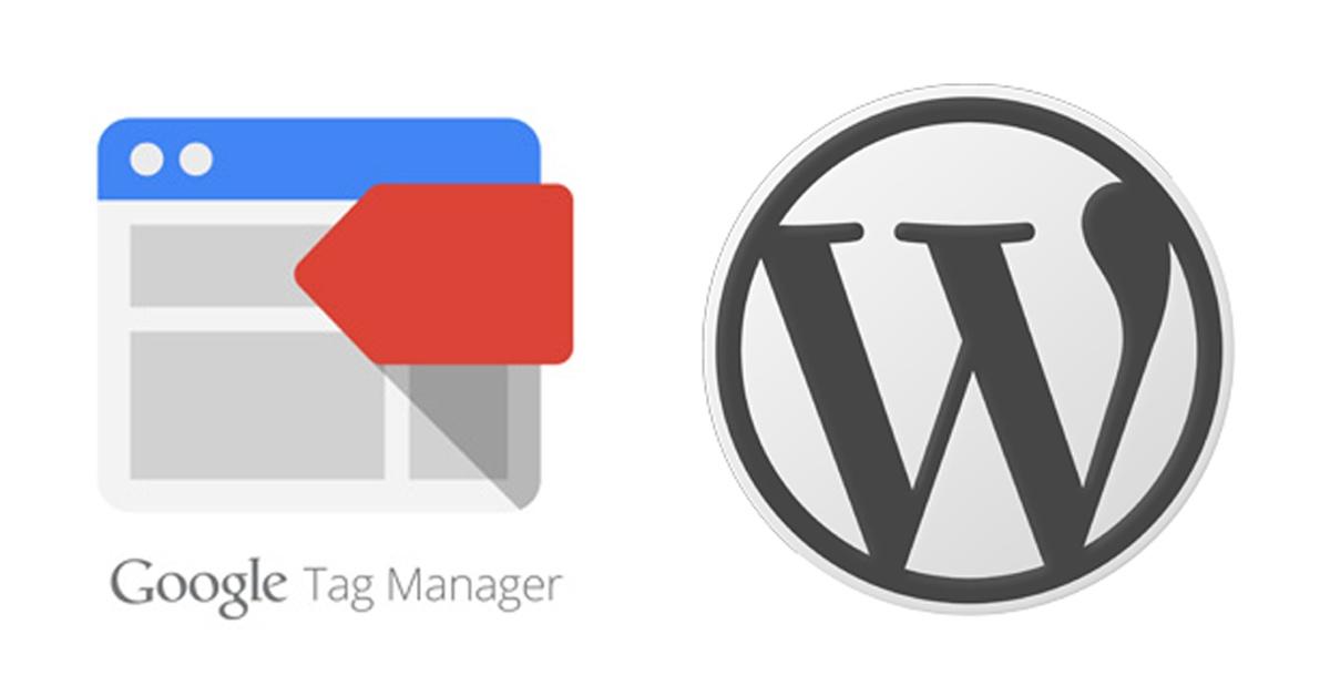 Blog Image Install Google Tag Manager on WordPress