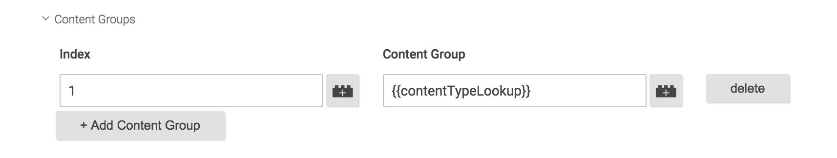 Google Tag Manager - Setting a Content Grouping