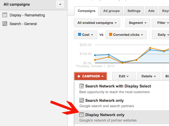 Setting Up a Display Campaign in AdWords