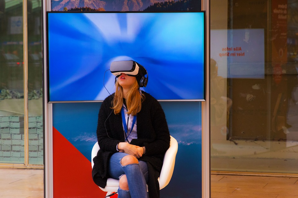 Digital Marketing Meets Virtual Reality