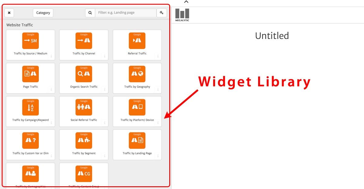 Megalytic's Widget Library