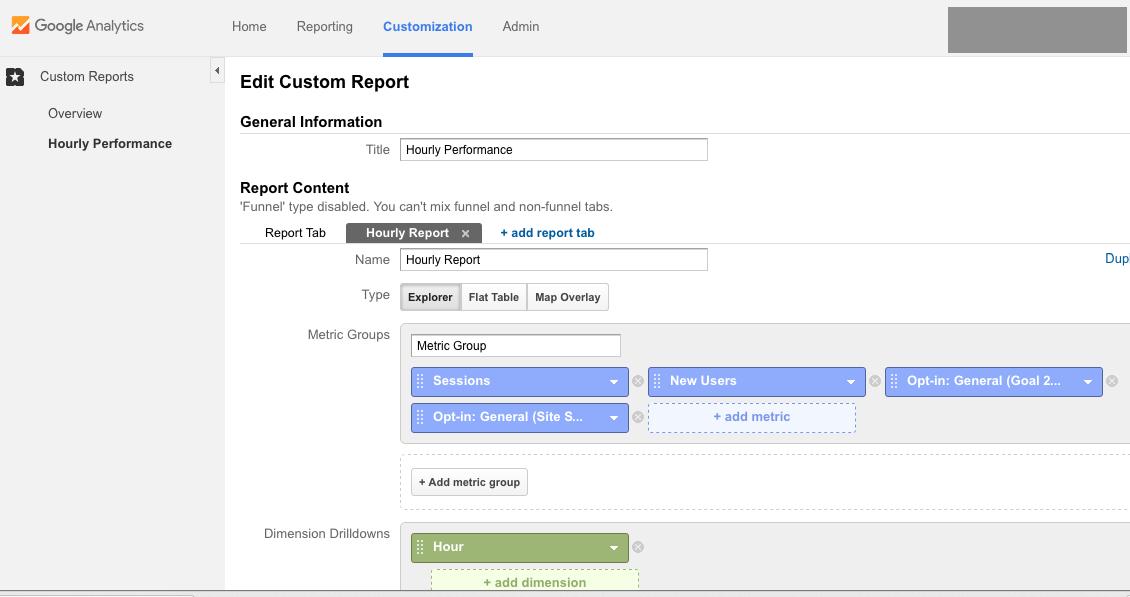 create-custom-report