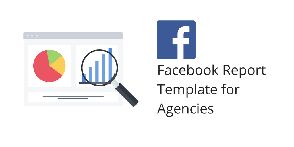an example facebook report template for agencies